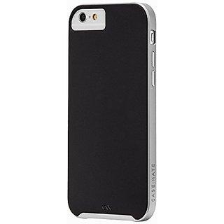 Case-Mate iPhone 6 Slim Tough - Black/Silver