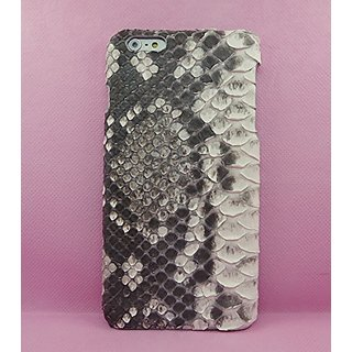 Idea Unique Genuine Python Leather Hard-Shell Case for iPhone 6 Plus (5.5 Inch Screen) (Idea-MSP-I6P-02)