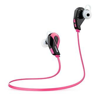 Leadzm Sport Bluetooth Headphone, Bluetooth 4.1 Wireless Stereo Sport Headphones Sweatproof Earphones Built-in Mic for I