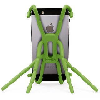 Breffo Spiderpodium Smartphone Mount & Holder - Green