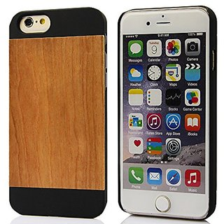 Iphone 6/6s Case, YFWOOD(TM) Iphone 6s Wood Case Cover Real Original Wooden Bumper Protective Hard Back Cover Case Slim