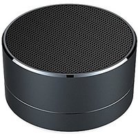 Bluetooth Speaker, Enhanced Bass Wireless Portable Speaker Built In Mic, USB And TF Card Port, Works For Ipad, Iphone, S