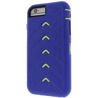 iPhone 6 - Drop Tech V2 - Ruggedized Case - Royal Blue-Lime