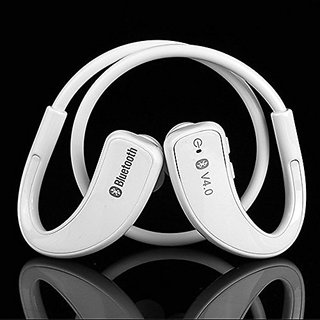 Bluetooth Headphones, QIRG Noise Cancelling Wireless Sport Headphones with Microphone; Sport Running Gym Exercise Stereo