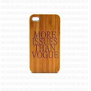 Krezy Case Real Wood iPhone 5s Case, Nice Quote iPhone 5s Case, Wood iPhone 5s Case, Wood iPhone Case