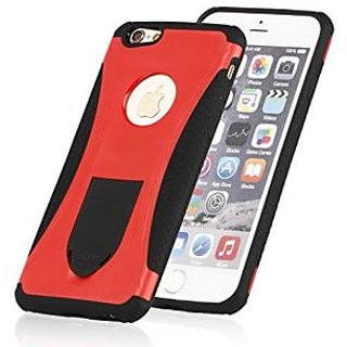 iPhone 6S Cases,iPhone 6 Cases, Ruky Hard Cover Printed Design PC+ Silicone Hybrid High Impact Defender Case Combo Hard