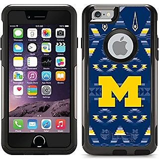 Coveroo Michigan Tribal Design Phone Case for iPhone 6 - Retail Packaging - Black