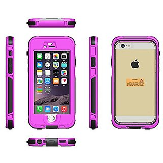 Hatori Waterproof Shockproof Dirtproof Snowproof Cover Case for Iphone 6 Plus 5.5
