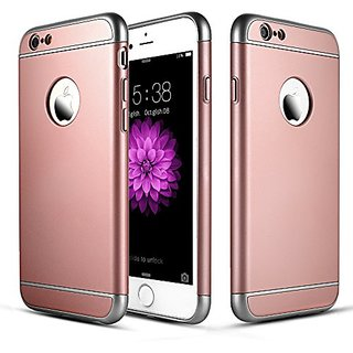 Iphone 6s Plus Case, Anole® Ultra-thin Anti-scratch Anti-fingerprint Shockproof Resist Cracking Electroplate Metal T