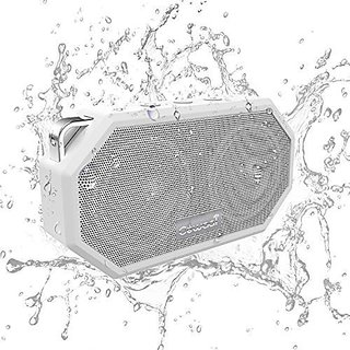 Cewaal Waterproof Bluetooth Speaker, Outdoor/Shower CRS 4.0 Stereo Portable Sports Speaker,Light Weight,Built-in Microph
