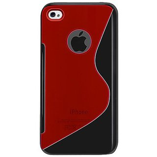 Wireless One Case for iPhone - Face Plate - Bulk Packaging - Red