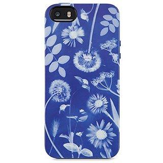Belkin Dana Tanamachi Case for iPhone 5 / 5S-Retail Packaging- (Blue)