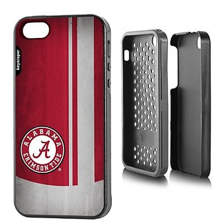 NCAA Alabama Rugged Series Phone case iPhone 5/5s, One Size, One Color
