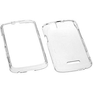 MyBat Motorola XT610 (Droid Pro) T-Clear Phone Protector Cover - Retail Packaging - Transparent