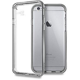 iPhone 6 case, scottii Luxurii Clear Case for iPhone 6S and iPhone 6, iPhone 6s Case (Space Grey)
