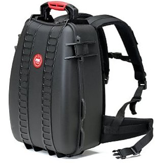 HPRC 3500F Backpack Hard Case with Foam (Black)