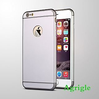 iPhone 6 Case, iPhone 6S Case, Agrigle 3 in 1 Anti-Scratch Anti-fingerprint Shockproof Ultra Thin Hard Protective Case C