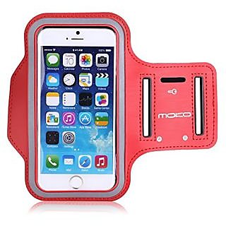 iPhone 6s / iPhone 6 Armband, MoKo Sports Armband for Apple iPhone 6s / iPhone 6, Key Holder & Card Slot, Water Resistan