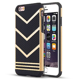 iPhone 6s Plus Case, LEOV Anti-slip Armor Case iPhone 6s Plus Protective Shell Slim Fit Non-slip Grip Soft Rubber Bumper