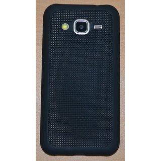 Samsung Galaxy J7 prime loopee Black back cover