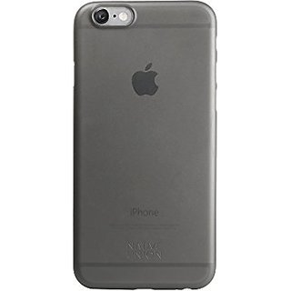 Native Union CLIC Air Case for iPhone 6, iPhone 6s - Semi-Transparent Ultra Slim Protective Cover with Anti-Slip Texture