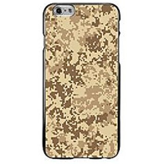 Cellet Protective Cell Phone Case for iPhone 6 - Non-Retail Packaging - Camoflage