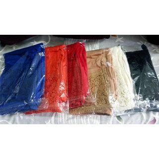 6 piece set of lace leggings/free size cotton lycra lace legging/comfortable fit