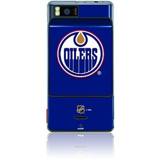 Skinit Protective Skin for DROID X - NHL Edmonton Oilers
