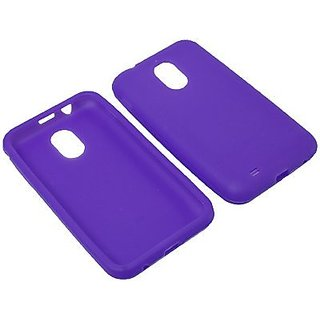 Aimo Wireless SAMD710SK014 Soft n Snug Silicone Skin Case for Samsung Galaxy S2/Epic 4G Touch/D710 - Retail Packaging
