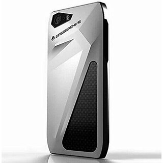 PowerLead Metal Extreme Shockproof Military Heavy Duty Tempered Glass Cover Case Skin for Apple iPhone 6 4.7