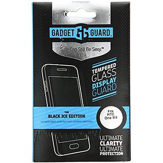 Gadget Guard Screen Protector for HTC One M9 - Retail Packaging - Clear