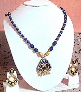 fashion jeweleries Crystal Women's neklesh(Multicolor)