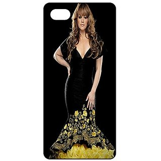 Diy iPhone 6 Plus/6s Plus Actor Jenni Rivera Photo Hard Plastic Back Case, Soft Rubber TPU Edges, Fashion Image Case Diy