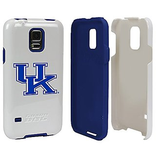 Kentucky Wildcats - Hybrid Case for Samsung Galaxy S5 - White
