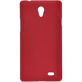 Nillkin Cell Phone Case for OPPO Joy 3 - Retail Packaging - Bright Red