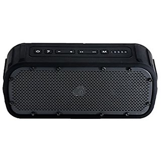 Timo Corbett I, TM-BT003-2015A, Rugged and Waterproof Wireless Bluetooth Speaker (Black)