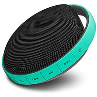 MIIKEY Portable Water-Proof Bluetooth Speaker With Built-In Microphone (Green)