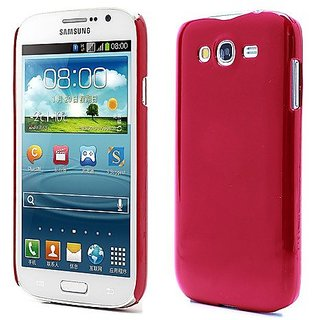 Slim Glossy Hard Protective Shell for Samsung Galaxy Grand I9080 I9082 - Pink