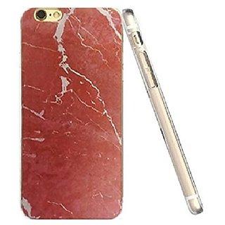 Iphone 6 Marble Pattern Veins Style Case, Creative Rock Shale Grains Vein Granite Back Cover Design Thin Slim Soft Flexi
