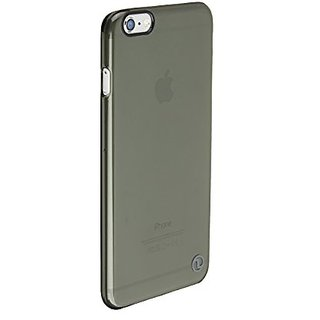 iPhone 6 case, Nupro Lightweight Protective Snap-on Case for Apple iPhone(4.7 screen)- Transparent Gray