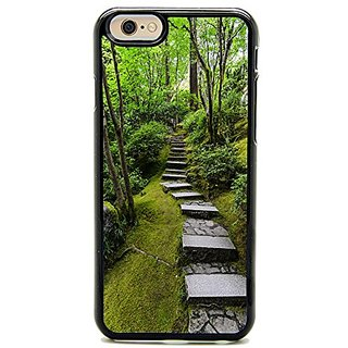 Hard Case for iPhone 6 green Forest iPhone 6 Case