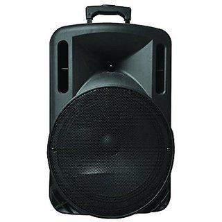buy supersonic iqsound wireless bluetooth portable dj speaker system 12 inch high efficiency. Black Bedroom Furniture Sets. Home Design Ideas
