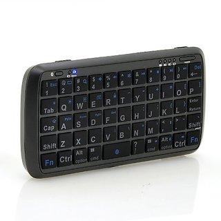 Mini Bluetooth Keyboard with Powerbank - 54 Keys, 5000mAh (Black)