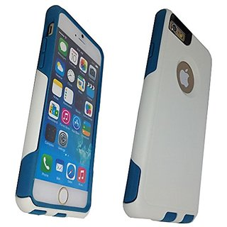iphone 6s Plus case, Lucky On iphone 6 / 6s Plus 5.5in Durable Pro Dual Layer Hybrid Armor Heavy Duty Shockproof Shell C