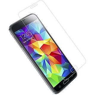 Reiko Tempered Glass Screen Protector for Samsung Galaxy J7 - Retail Packaging - Clear