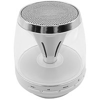 BOOMER VIVI Bluetooth Speakers B10 Wireless Portable Speaker With LED Lights, 4 Mode Lighting For Home Party DJ, Built-i