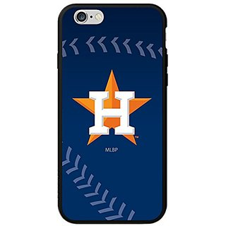 Coveroo Astros Designs on Black iPhone 6 Switchback Case - Retail Packaging
