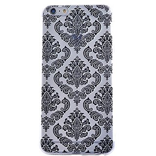 iPhone 6 Case, Style Hybrid Fancy Colorful Pattern Slim Fit Soft Flexible Extremely Thin Gel TPU Case for iPhone 6 (4.7