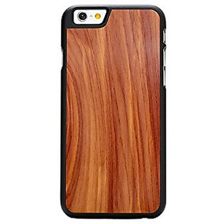 CARVED Cedar iPhone 6/6s Black Case