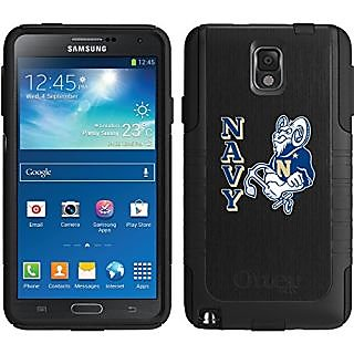 Coveroo Commuter Series Case for Samsung Galaxy Note 3 - Retail Packaging - US Naval Academy - Navy
